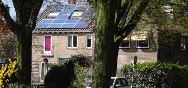 Brief over energiecoöperatie aan gemeente