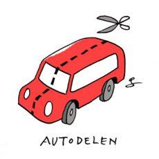 Autodelen in Nijmegen