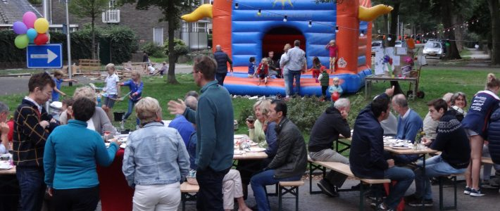 Buurtfeest 8 september 2018