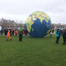 40.000 mensen op Klimaatmars in Amsterdam