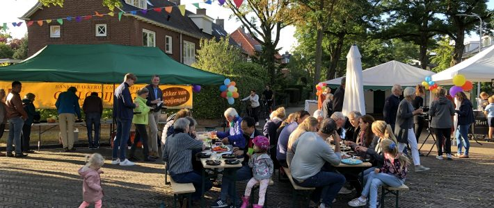 Buurtfeest 7 september 2019