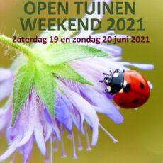 Open Tuinen Weekend 19-20 juni